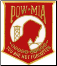 POW / MIA Shield (Red)