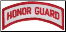 Shoulder Patch Honor Guard