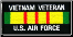 Vietnam Veteran - US Air Force