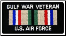 Gulf War Veteran - US Air Force