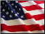 3' x 5' Outdoor Polyester American Flag - Pole Hem