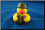 Rubber Duckie - Camo/Radio