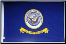 US Navy Retired 3' x 5' Polyester Flag