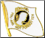 POW / MIA Waving Flag (White)