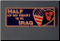 Half My Heart is in Iraq Magnet