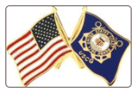 US / USCG Flags