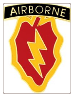 25th Infantry Division Airborne
