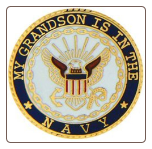 My Grandson is in the US Navy