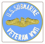 Submarine WWII Veteran (Gold)