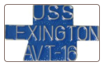 USS Lexington  AVT - 16