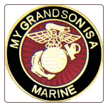 My Grandson is a Marine