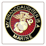 My Granddaughter is a Marine