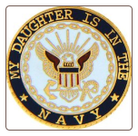 My Daughter is in the US Navy