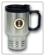14oz US Air Force Travel Mug