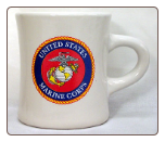 US Marine Coffee Mug