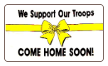 Come Home Soon 3' x 5' Polyester Flag