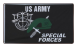 Special Forces Beret/Knife 3' x 5' Polyester Flag