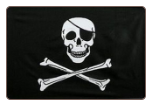 Jolly Rogers 3' x 5' Polyester Flag