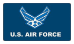 New USAF 3' x 5' Polyester Flag
