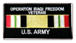 Iraq Veteran - US Army