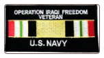 Iraq Veteran - US Navy