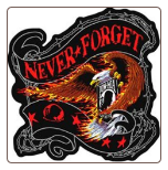 Never Forget 4""