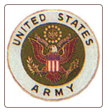 Car Grill Badge - Army
