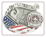 Fire Fighter - An American Hero