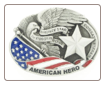 Bronze Star American Hero
