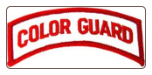 Shoulder Patch Color Guard