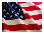 30' x 50' Outdoor Polyester American Flag
