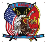 USMC These Colors Never Run