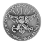 USN Retired 20 Years