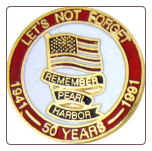 Pearl Harbor 50 Years