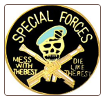 Special Forces ( Mess with the best die like the rest )