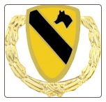 1st Cavalry Wreath