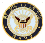 My Son is in the US Navy