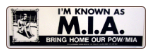 I'M KNOWN AS M.I.A.