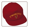 RED CAP 5TH MARINE DIVISION