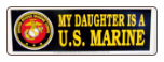 MY DAUGHTER IS A U.S. MARINE