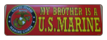 My Brother is a US Marine