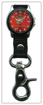 Marine Corps Clip Watch