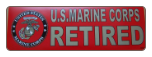 US Marine Corps Retired