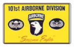 101st Airborne ( Screaming Eagles ) 3 ' X 5 ' Polyester Flag