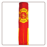 Windsock - Fire Department