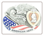 Purple Heart American Hero