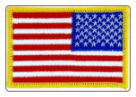 "2"" x 3"" American Flag (Right Shoulder)"